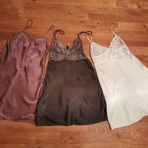 Intimissimi 100% silk slip various colours size S